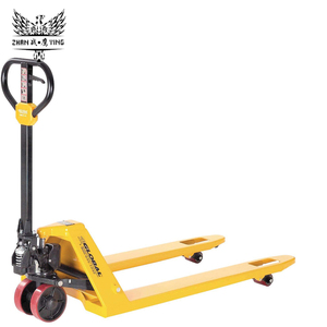 Hydraulic Manual Forklift Hand Pallet Jack 3 ton Hand Pallet Truck with sale price