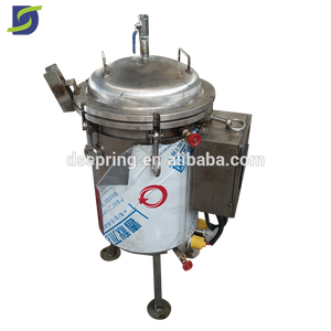 industrial steam pressure cooker for boiling bone or bean