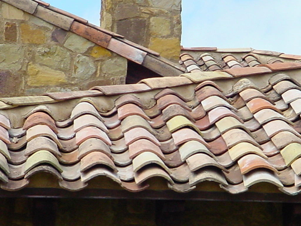 French Antique Terracotta Roof Tiles Roman Tile South France Provence Product On Alibaba