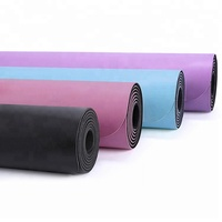 Eco friendly PU Yoga Mat, PU Natural Rubber Yoga Mat, Yoga Mat PU
