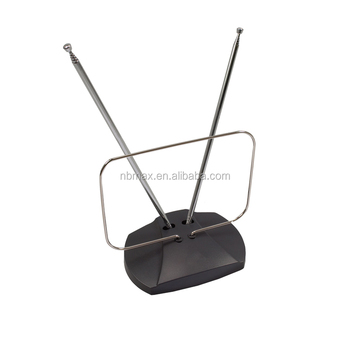 RCA Indoor VHF UHF Compatto Asta Antenna TV