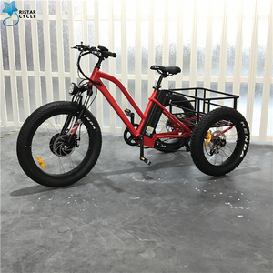 2018 hot sale 8 fun cargo/three wheel electric bike