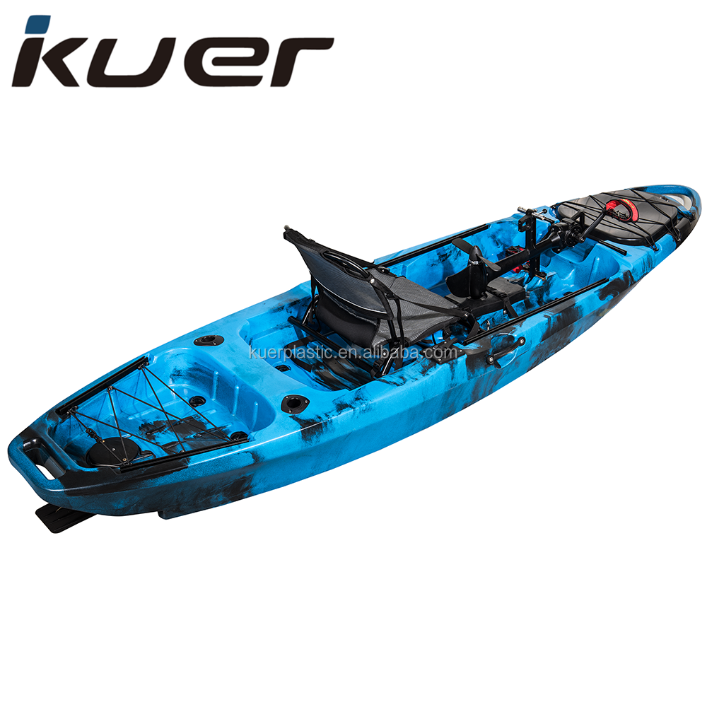 China manufacturer wholesale pedal kayak with rudder