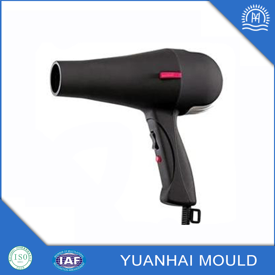 Modern hot selling hair dryer shell plastic injection mold