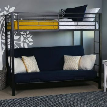 Hot Er Twin Over Full Bunk Bed For