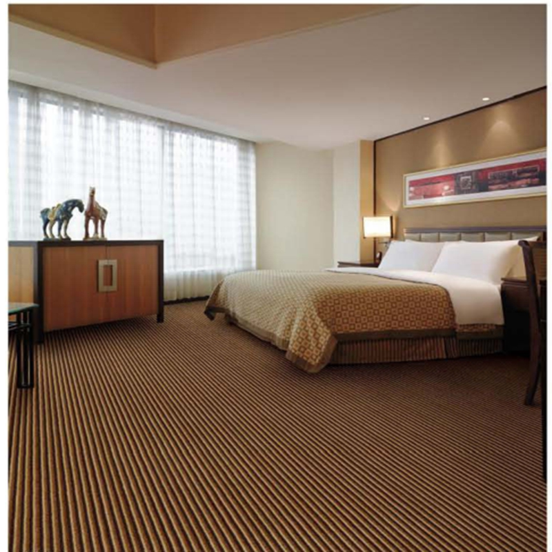 hotel room carpet home nylon66 Printed carpets