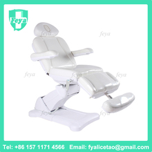 FY-8293 Beauty Salon Equipment Electric Massage Table Facial Bed with Handrest