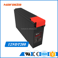 Manufacturer Price Narada Acme 12V 200Ah Telecom Battery 12NDT200