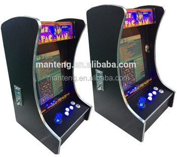 Remarkable 15 Lcd Upright Mini Cocltail Tabletop Arcade Machine With Classical 60 In 1 Pac Man Game Buy Mini Cocktail Table Machine Mini Arcade Download Free Architecture Designs Itiscsunscenecom
