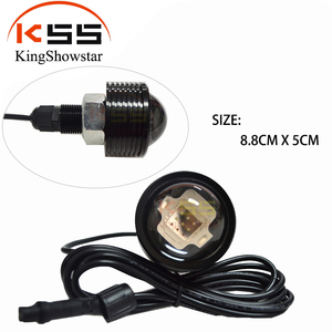 Car Auto Motorcycle License Plate Lamp Light 12V Screw Bolt Lights LED Tail