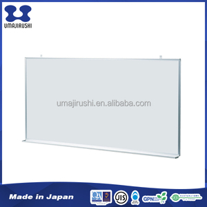 Easily attached movable school classroom writing white board standard size