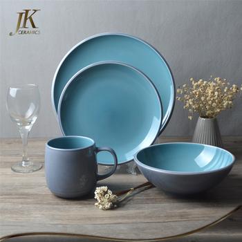 2017 hot selling dinnerware sets european porcelain dinner plate dinnerware sets & 2017 Hot Selling Dinnerware Sets European Porcelain Dinner Plate ...