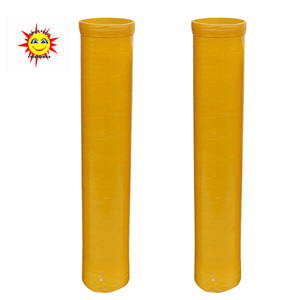 "Liuyang Happiness high quality factory price shells fireworks display fiberglass 5"" mortar tubes"