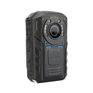 High quality 3100mAH GPS WiFi IP67 body camera for police