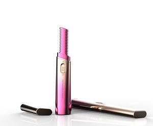Best selling Fashion Heated Electric Eyelash Curler do not harm the skin