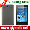 MTK 8377 tablet pc 7 inch 3G phablet android with functions of GPS/FM/ATV/Bluetooth/Android 4.1/Phone call/tablet