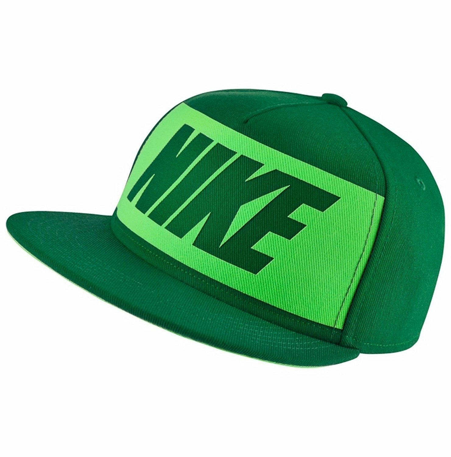 a22a0adb4f24a Get Quotations · Nike True Graphic Pack Youth Adjustable Hat (Pine Green  Volt)