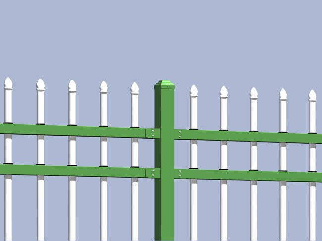Modern House Fence Design Modern House Fence Design Suppliers and