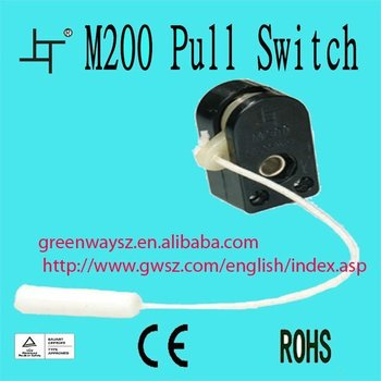 Pull Cord Switch Table Lamp Pull Switch Fan Pull Cord Switch