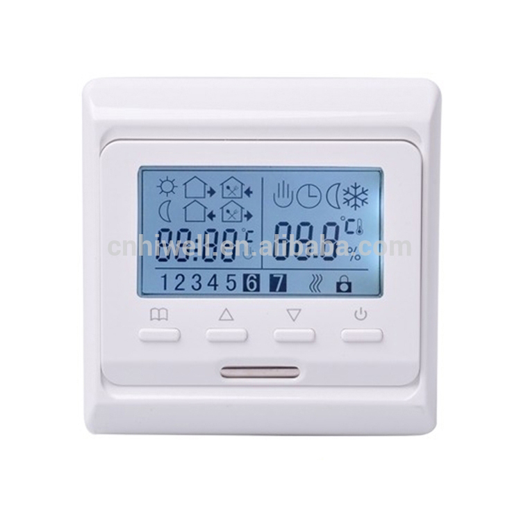 Room thermostat with manual/programmable nest high temperature modbus programmable room thermostat for heating