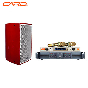 The best home music stuio speaker outdoor show 12inch red box loud speaker