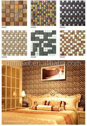 glass mosaic tiles mosaic arts for hotel projectscafe decorationhouse decoration
