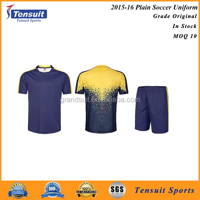 Mejor calidad precio barato al por mayor Jersey mucho stock fútbol en blanco 5c34861f8eb4e