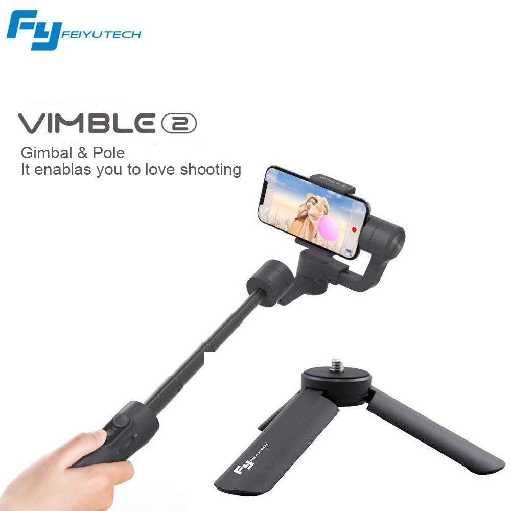 Cheap Gimbal Stabilizer Find Deals On Line At Feiyu Spg 3 Axis Handheld Steady For Smartphones Get Quotations Tech Vimble 2 Face Tracking Object Time