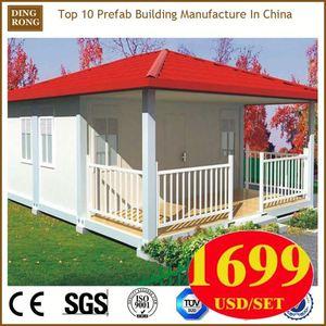 portable german prefabricated house price