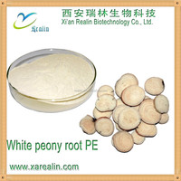100% natural White peony root extract powder,Paeoniflorin 98% ,White peony root extract