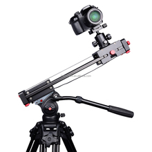 Professional Aluminum Video Camera Slider Dolly Track for All DSLR Camera