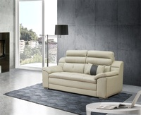 Factory direct sale modern appearance and living room specific use leather sofa set