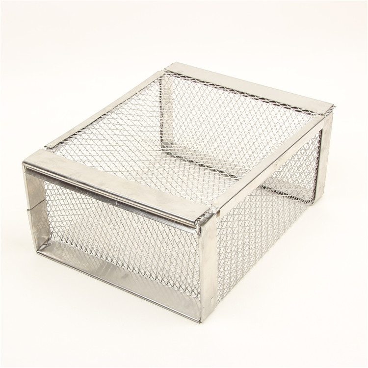 2018 JIUKUN wire mesh basket Custom size and shape