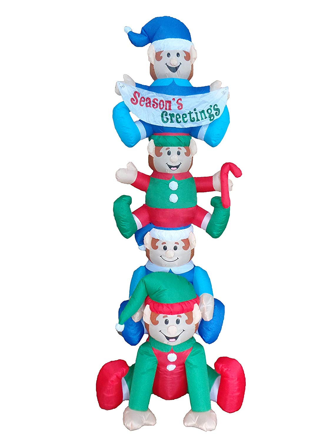 Cheap Inflatable Christmas Decorations Yard, find Inflatable ...