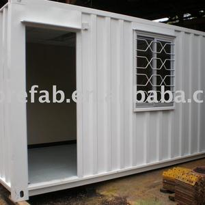 China AMJ prefab house / container house
