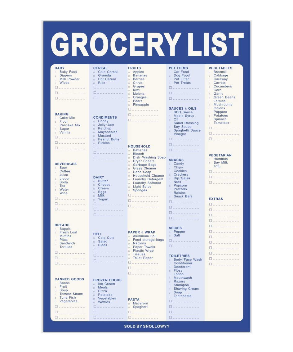 cheap grocery list on a tight budget, find grocery list on a tight