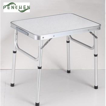 Aluminum Camping Laptop Folding Table Leg Mechanism