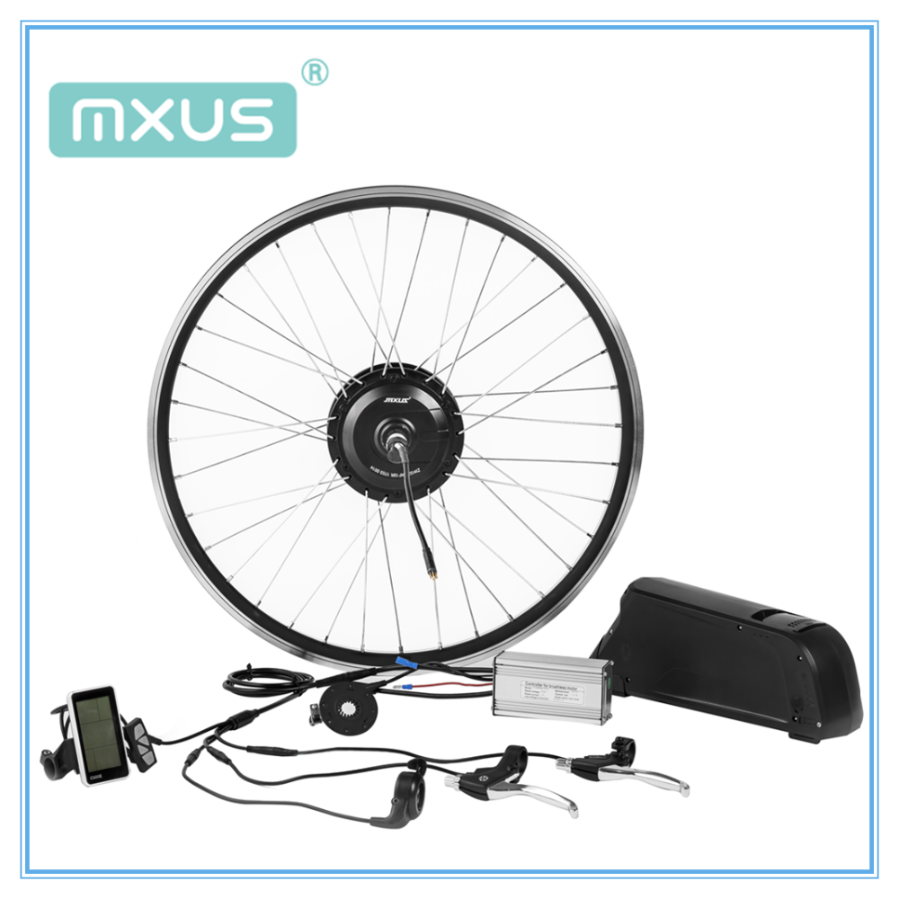 Made in China, waterproof connector systiem direct factory supply electric bike kit china with battery