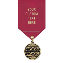 custom made thousand fancy award medal ribbon drapes