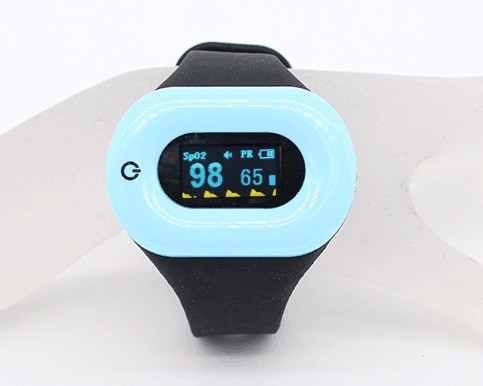 medical blood oxygen measuring meter home care pulse oximeter medical pulse oximeter for oxygen saturation