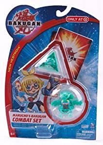 Bakugan Combat Set - Marucho