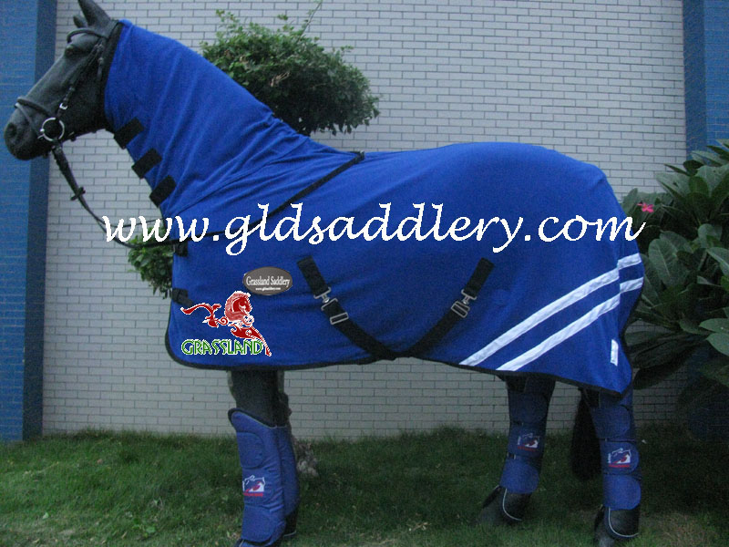 Fleece Combo Horse Rug With Reflective Straps Blanket Spring Autumn Product On Alibaba Com