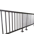 Hot Dip Galvanized Steel Safety Fence Panels For Residential, Factories, Parks And Green Ground