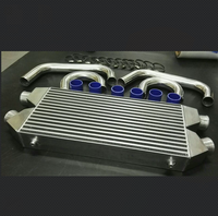 FMIC turbo intercooler for 300zx z32 twin turbo front mount intercooler kit