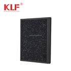 HVAC coconut shell activated carbon air filter for air purification