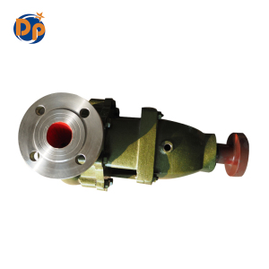 Centrifugal electric motor driven acid chemical pump