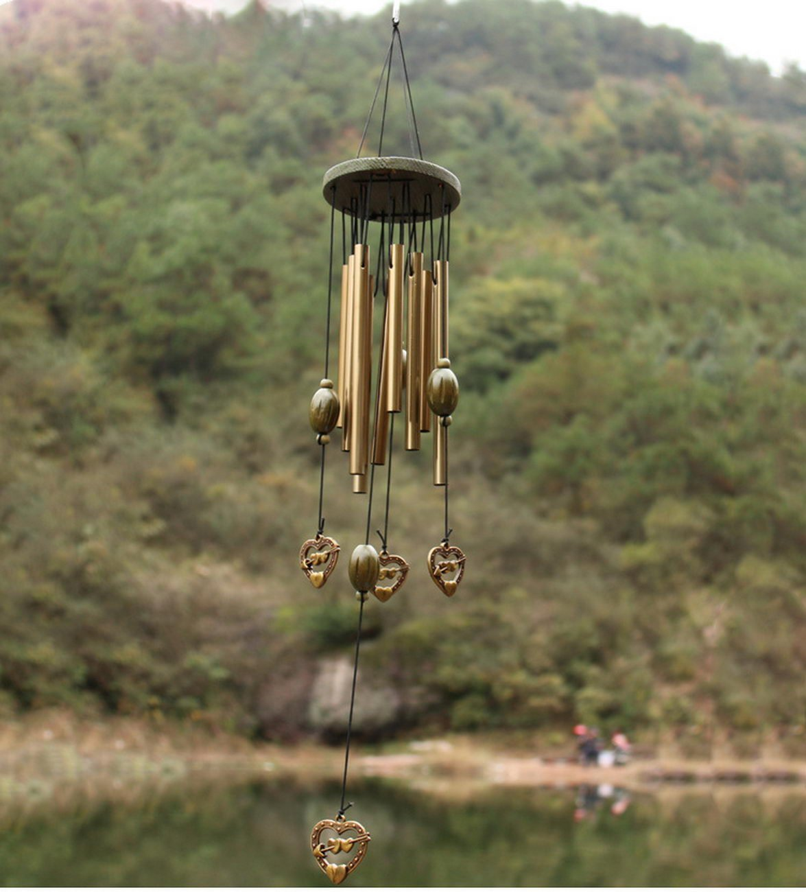 many pipe rust wood wind chimes wind chimes birthday birthday gift birthday gifts metal wind chimes wood wind chimes wind chimes more wind chimes tube antirust