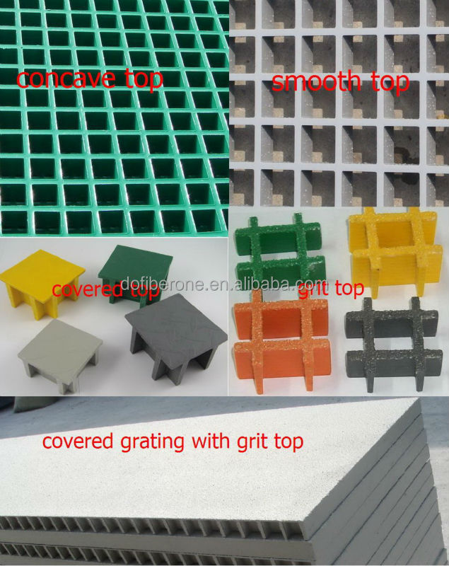 Frp Grp Fiberglass decorative ceiling grating