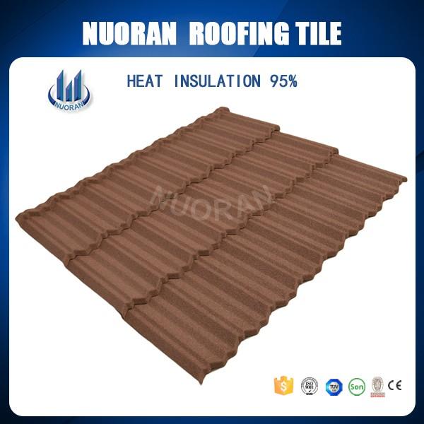 nuoran usine haute qualigy de tuiles pour les maisons pas cher tuiles plates prix couleur toit. Black Bedroom Furniture Sets. Home Design Ideas