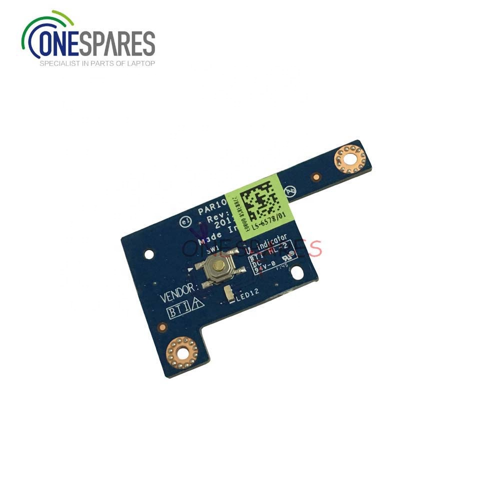 New Power Button Switch Board  For Dell  Inspiron 15R N5110 M5110